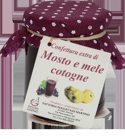 marmellata-Mosto-e-mele-cotogne