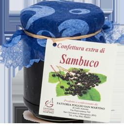 marmellata-Sambuco